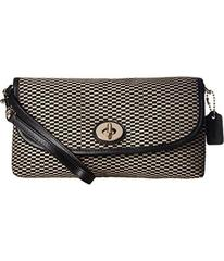 COACH Exploded Rep Large Flap Wristlet