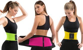 Waist Trainer Workout Weight Belt and Body Trimmer