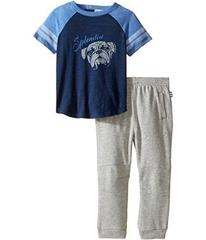 Splendid Littles Athletic Set with French Terry Pa