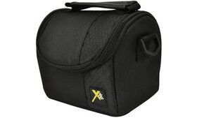 Deluxe Digital Camera-Video Padded Carrying Case