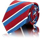 Bigi Striped Necktie