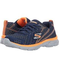 SKECHERS KIDS Advance Lace-Up Sneaker (Little Kid/