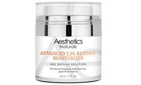 Aesthetics Retinol 2.5% High Potency Anti-Aging Cr