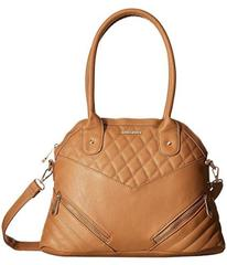 Rampage Quilted Piecing Satchel