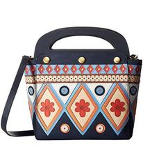 Tory Burch Applique Bermuda Bag