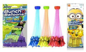 Bunch O Balloons Water Balloon Set with Minions Op