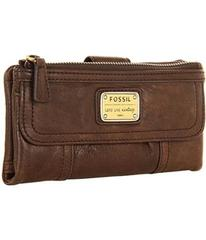 Fossil Emory Clutch