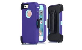 Shockproof Rugged Hybrid Protective Armor Case for on sale at Groupon.com