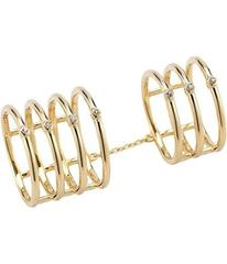Elizabeth and James Berlin Knuckle Ring