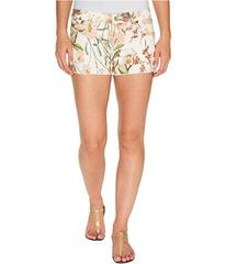 7 For All Mankind Cut Off Shorts w/ Side Splits &