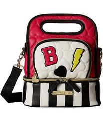 Betsey Johnson Oval Lunch Tote