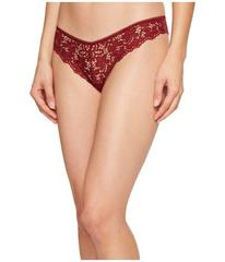 DKNY Intimates Classic Lace Thong