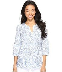 Tommy Bahama Watercolor Tiles Tunic
