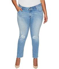 Lucky Brand Plus Size Ginger Skinny Jeans in Ideal