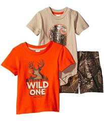 Carhartt Camo Three-Piece Gift Set (Infant)