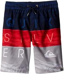 Quiksilver Word Waves LV Youth 17 (Big Kids)