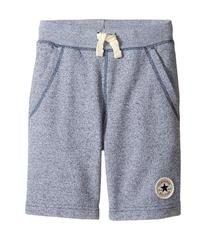 Converse Core Marled Terry Shorts (Toddler/Little