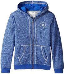 True Religion Marled French Terry Hoodie (Big Kids