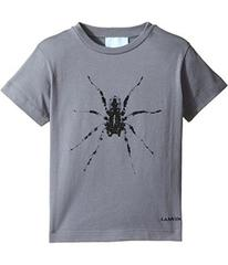 Lanvin Short Sleeve T-Shirt w/ Spider Design On Fr