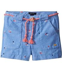 Tommy Hilfiger Printed Shorts with Novelty Tassle