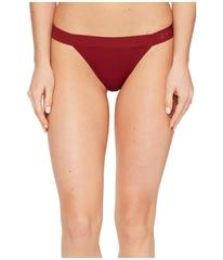 DKNY Intimates Classic Cotton Tailored Thong