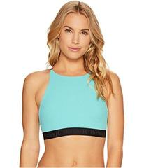 Hurley Quick Dry High Neck Top
