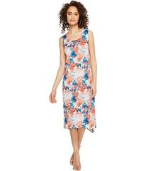 Nally & Millie Floral Blast Printed Dress