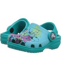 Crocs Classic Graphic Clog (Toddler/Little Kid)