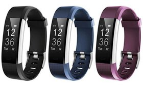 ID115HR Plus Fitness Tracker with Heart Rate Monit