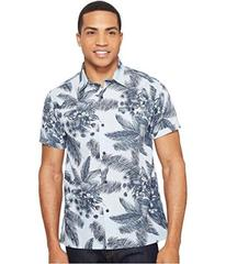 Hurley Long Waves Short Sleeve Woven