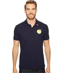 Lacoste Yazbukey Short Sleeve Pique with Googly Ey