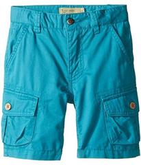 Lucky Brand Heritage Cargo Shorts in Twill (Little