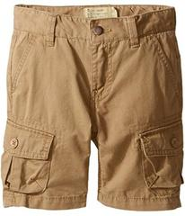Lucky Brand Kids Heritage Cargo Shorts in Twill (T