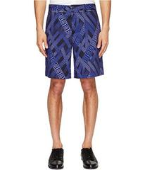 Versace Collection Printed Shorts