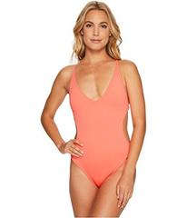 Vince Camuto Pacific Coast Studded Plunge Double C