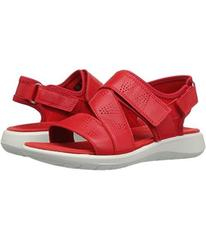 ECCO Soft 5 Cross-Strap Sandal