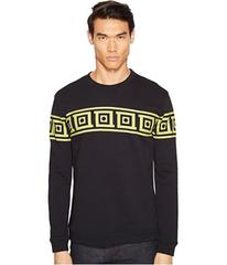 Versace Collection Printed Sweatshirt