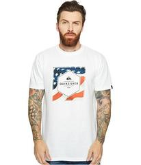 Quiksilver Stars and Stripes Tee