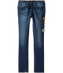 True Religion Tony Jeans with Patches in Rustic In