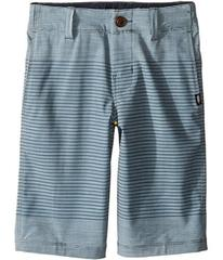 Vans Kids Gaviota Stripe Hybrid Shorts (Little Kid