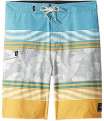Vans Kids Bonsai Stripe Boardshorts (Little Kids/B