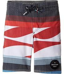 Quiksilver Swell Vision PR Beach Shorts (Toddler/L