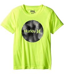 Hurley Kids Sun Protect Krush Short Sleeve Tee (Li