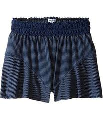 Splendid Littles Indigo Lace Waistband Shorts (Big