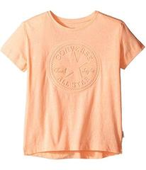 Converse Embossed Chuck Boxy Top (Big Kids)