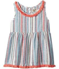 Lucky Brand Top w/ Fringe Trim (Big Kids)