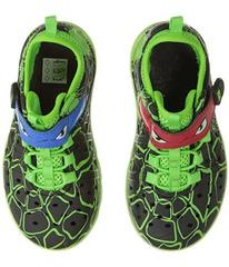 Stride Rite Made 2 Play TMNT Phibian (Toddler/Litt