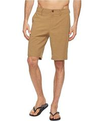 Vans Gaviota Heather Hybrid Shorts 20""
