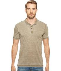 Lucky Brand Burnout Polo