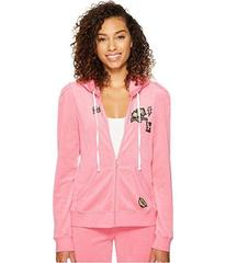 Juicy Couture Venice Beach Patches Microterry Puff
